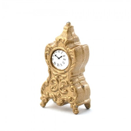 Gold Mantle Clock