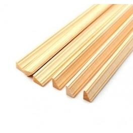 Unvarnished Lightwood Cornice