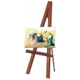 Easel and Picture