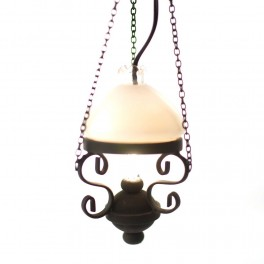 Hanging Gas Lamp