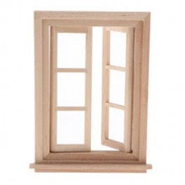 French Opening Window