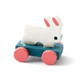 Pull Along Rabbit