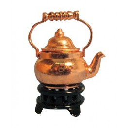 Kettle with Trivet