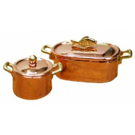 Fish Kettle & Cooking Pot
