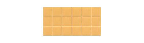 Carrelages muraux ou sols en relief